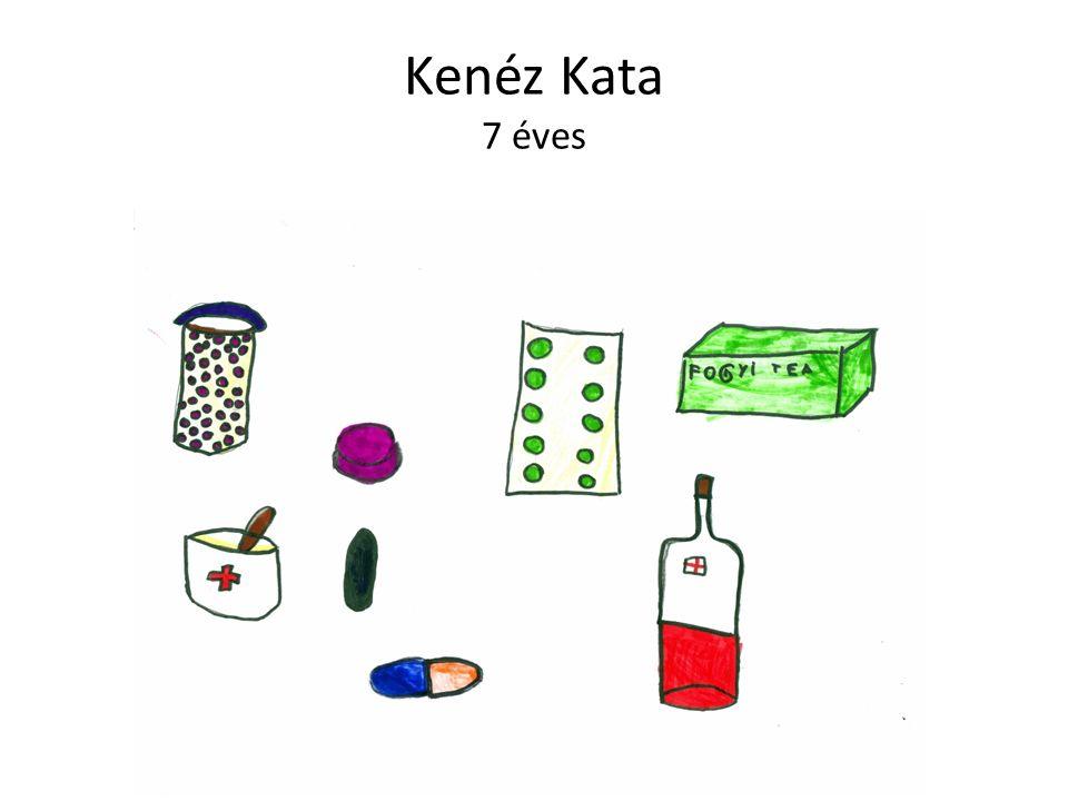 Kenéz Kata 7 éves