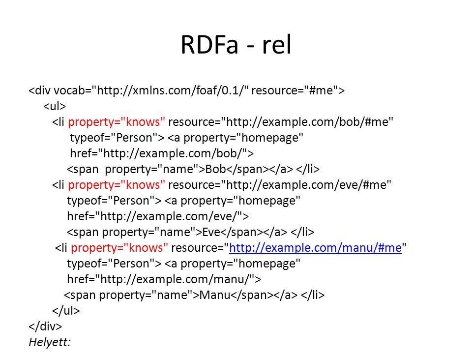 RDFa - rel <li property=