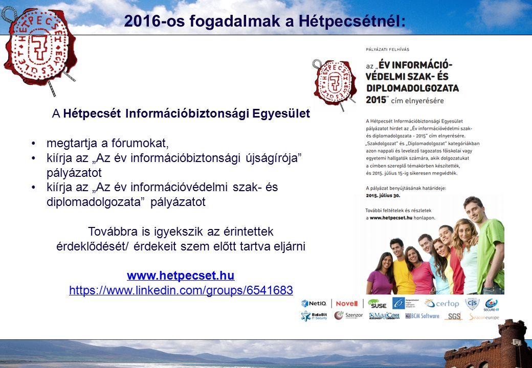 Aktualitások 2015-ből Magyarországon: a L./2013 tv.