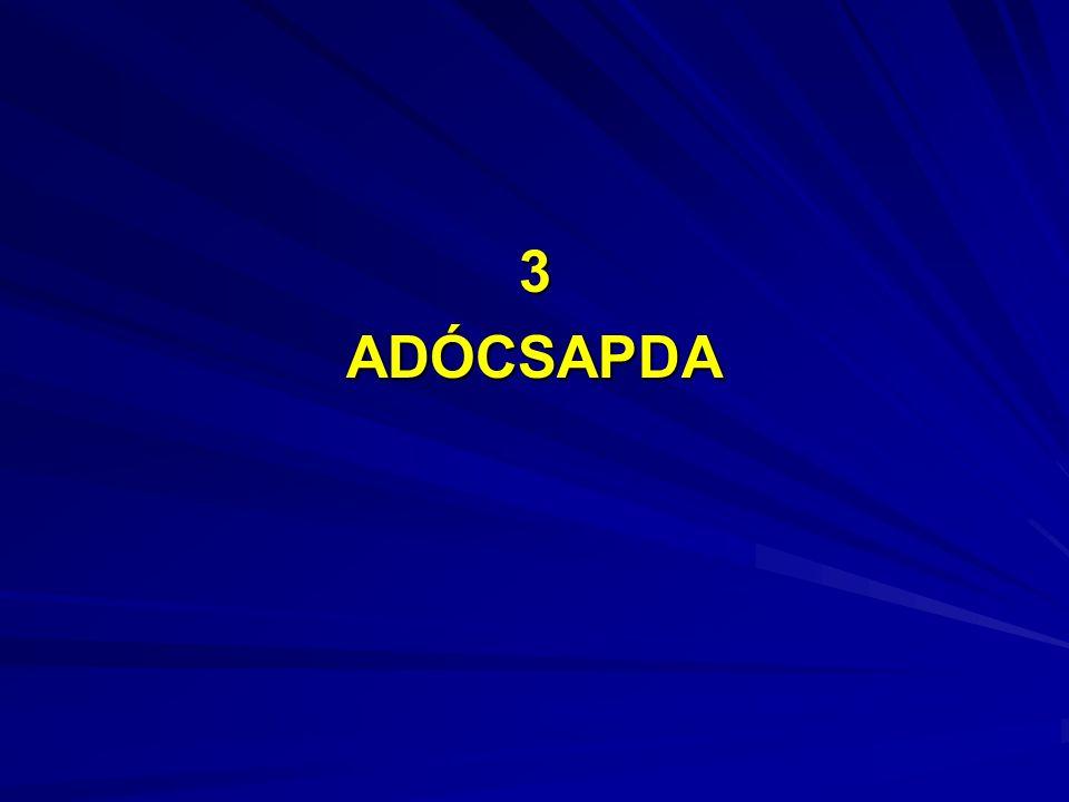 3ADÓCSAPDA