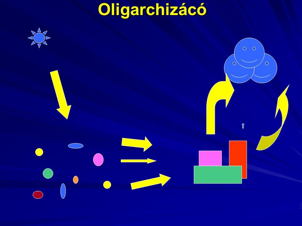 Oligarchizácó