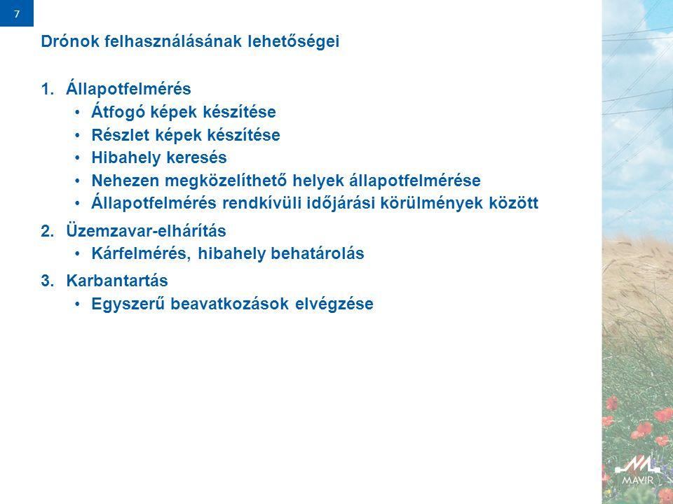 Állapotfelmérés (1) 8