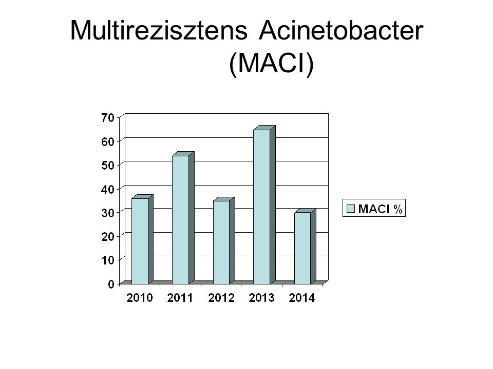 Multirezisztens Acinetobacter (MACI)