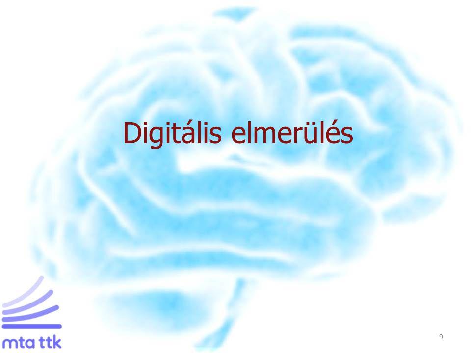 Digitális elmerülés 9