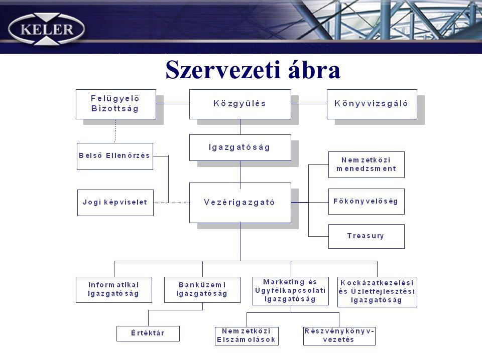 Szervezeti ábra