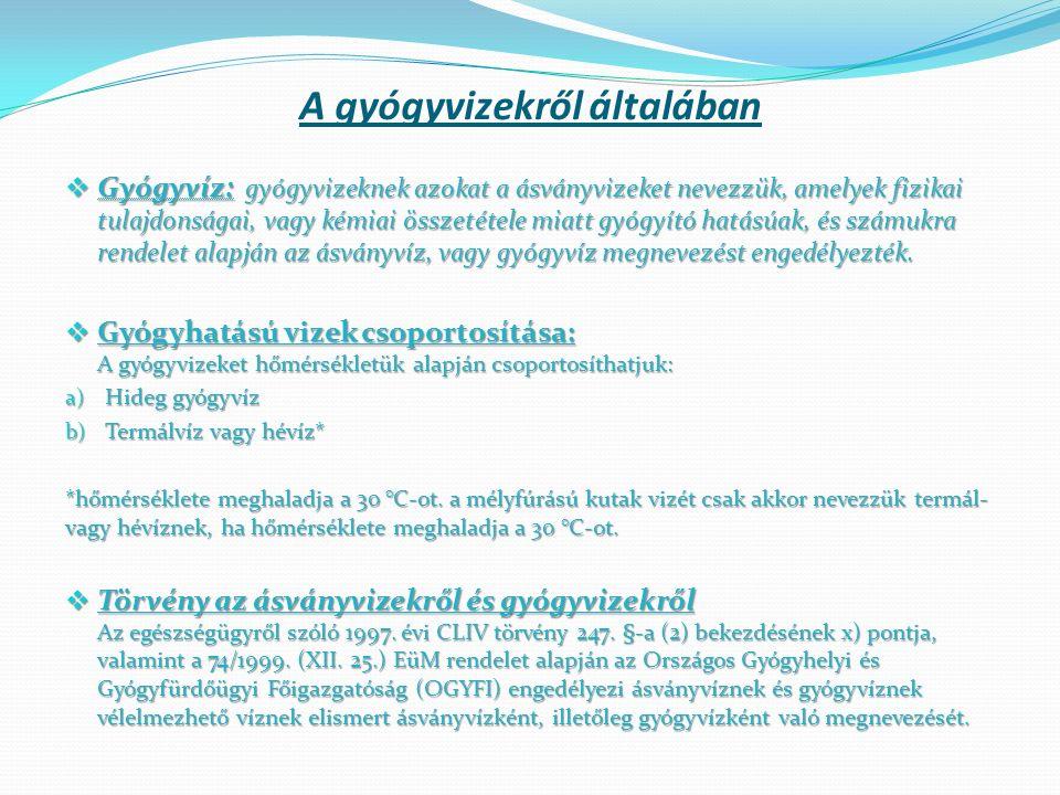 Termálturizmus  A spa avagy termálturizmus az idegen szóval balneoterápiának nevezett, vízzel kapcsolatos gyógymód elnevezése.
