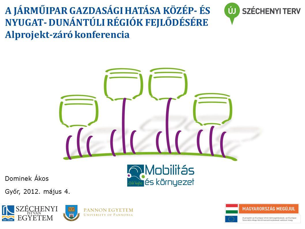 Dominek Ákos Győr, 2012. május 4.