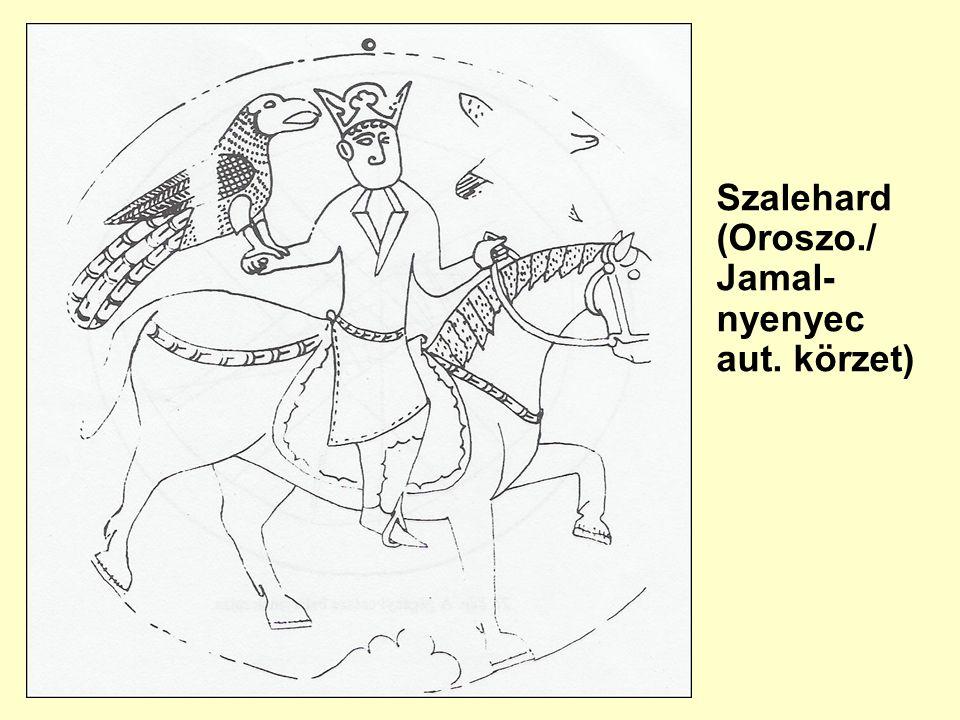 Szalehard (Oroszo./ Jamal- nyenyec aut. körzet)