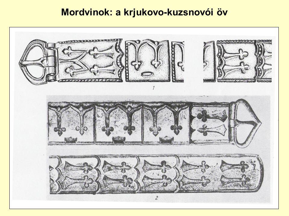 Mordvinok: a krjukovo-kuzsnovói öv