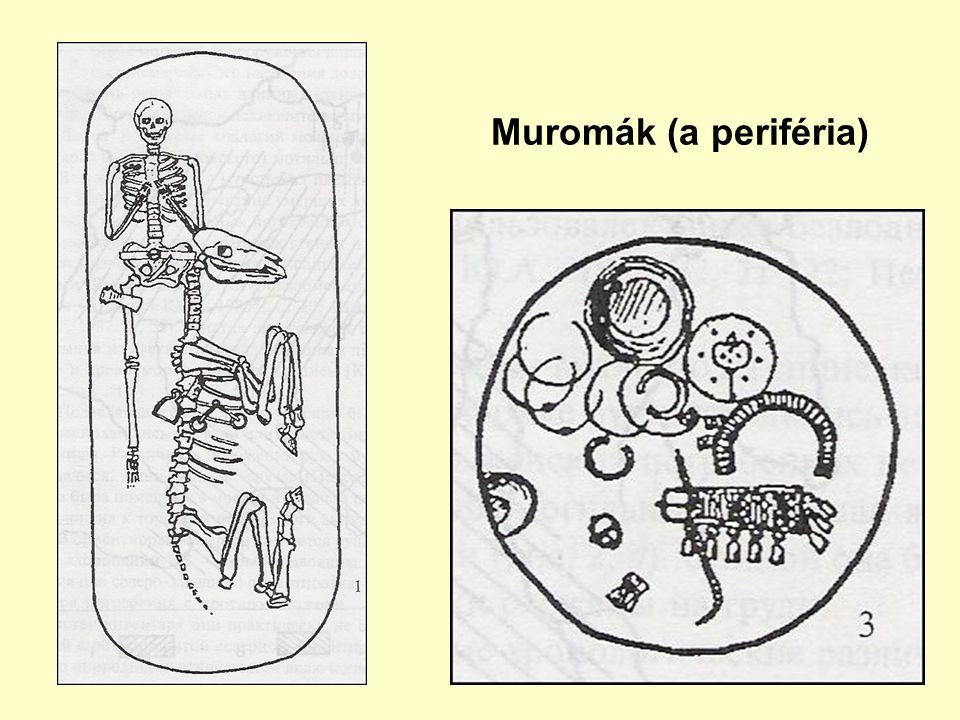 Muromák (a periféria)