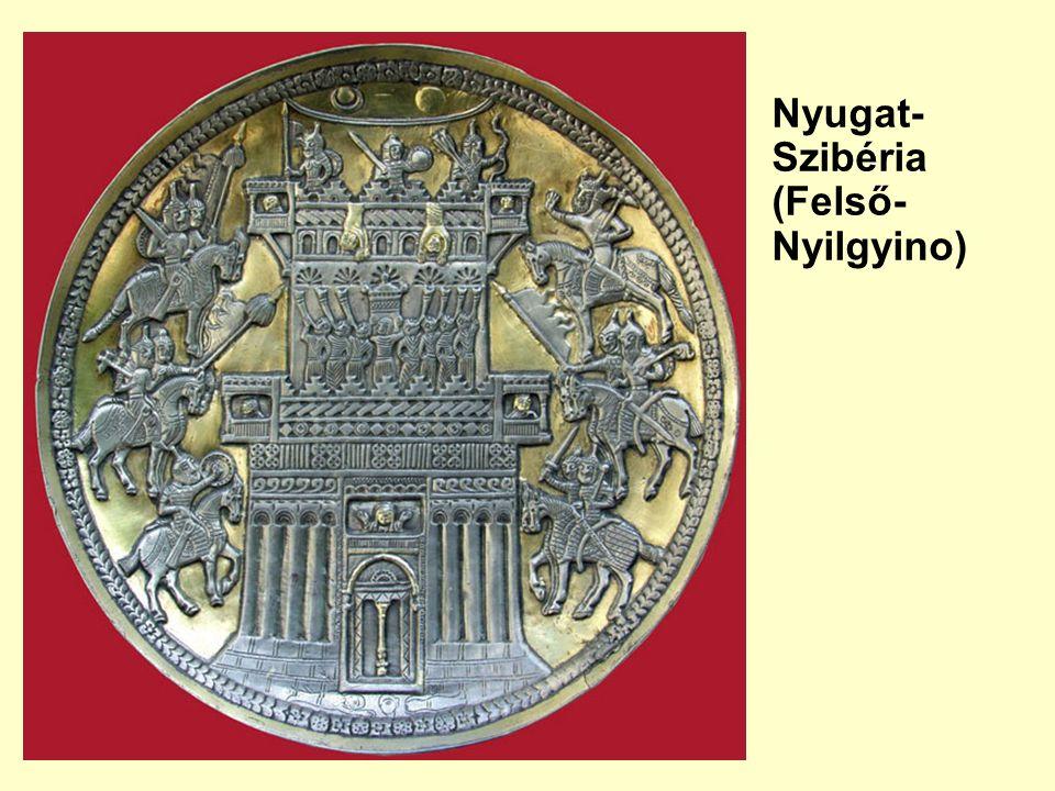 Nyugat- Szibéria (Felső- Nyilgyino)
