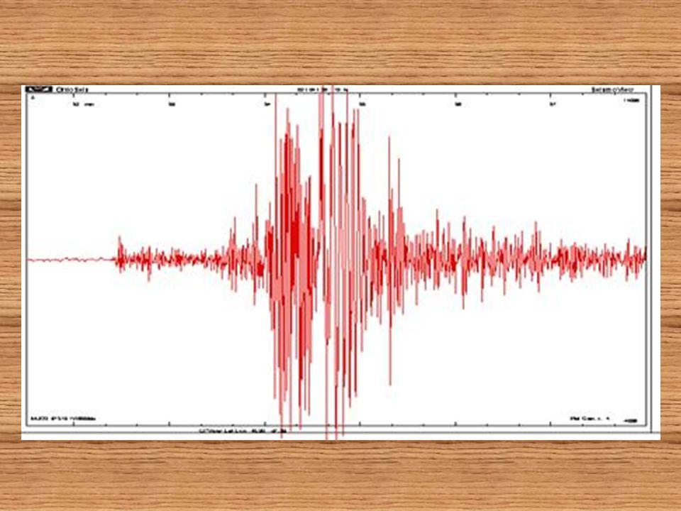 A földrengések eloszlása a Földön: - Csendes-óceán ázsiai és amerikai partvidékén a legtöbb - Romániában Vrancea vidékén