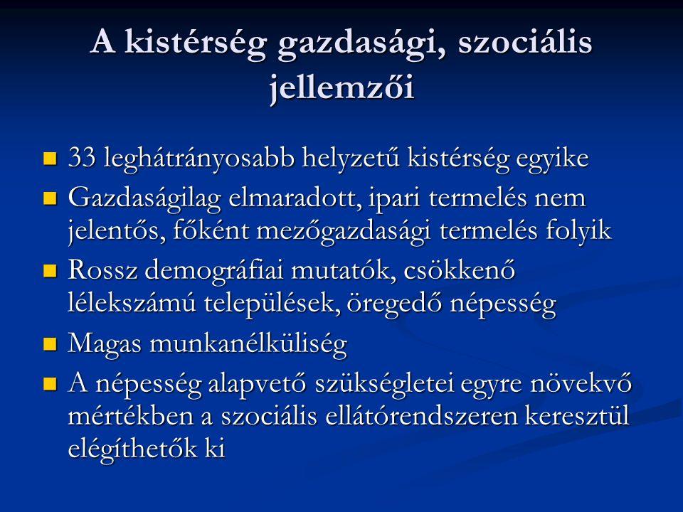 Munkanélküliségi adatok Sarkad és kistérségében I. Forrás: www.afsz.hu