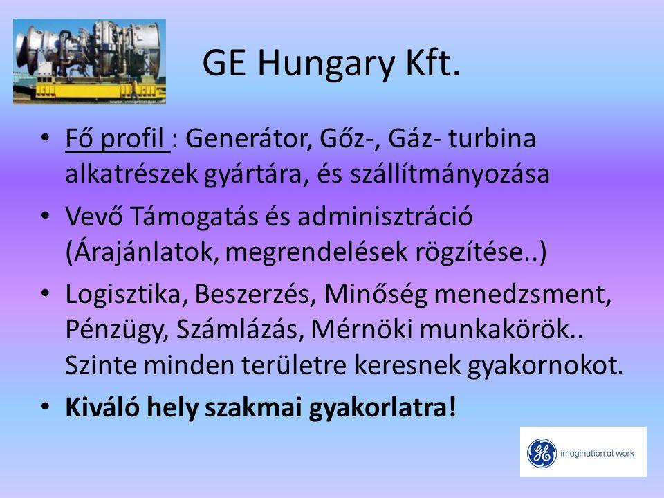 GE Hungary Kft.
