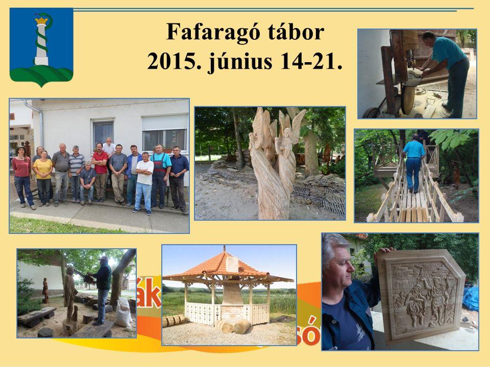 Fafaragó tábor 2015. június 14-21.