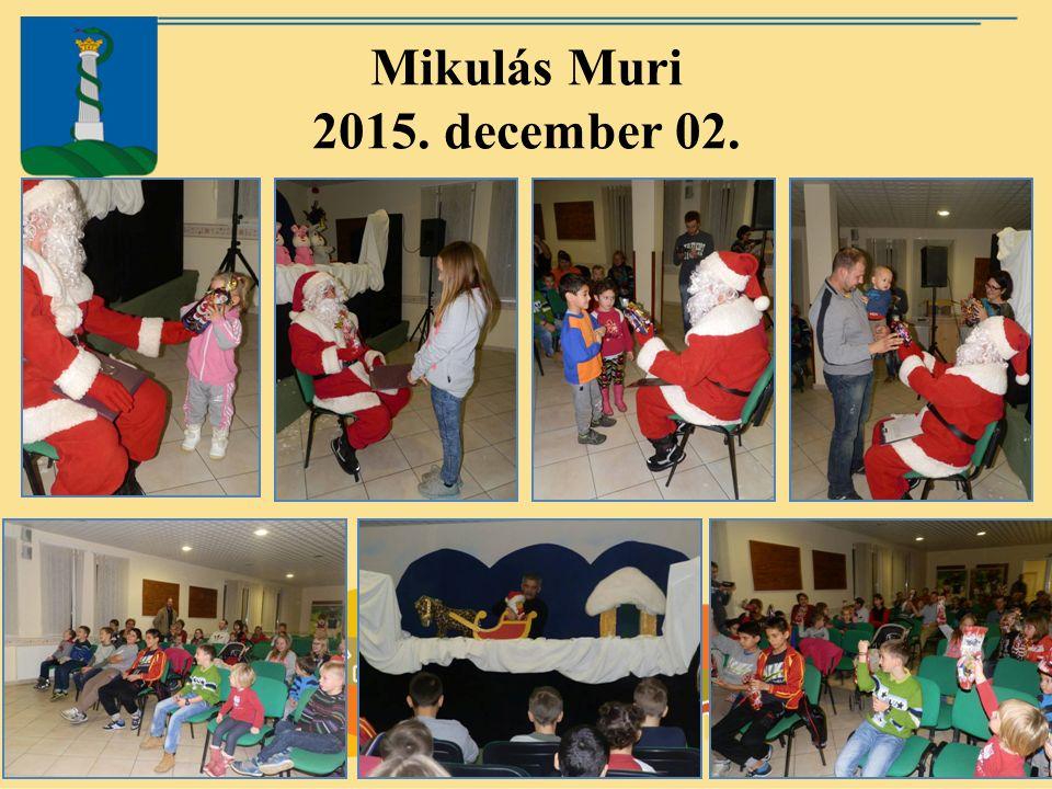 Mikulás Muri 2015. december 02.