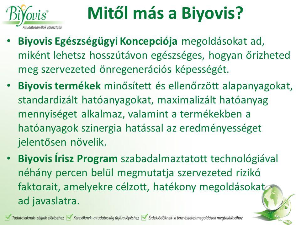 Mitől más a Biyovis.