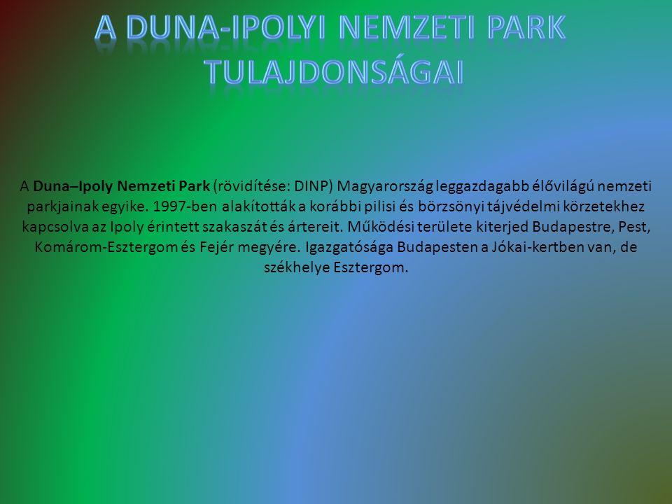 A nemzeti park növényzete sokszínű és átmeneti jellegű.
