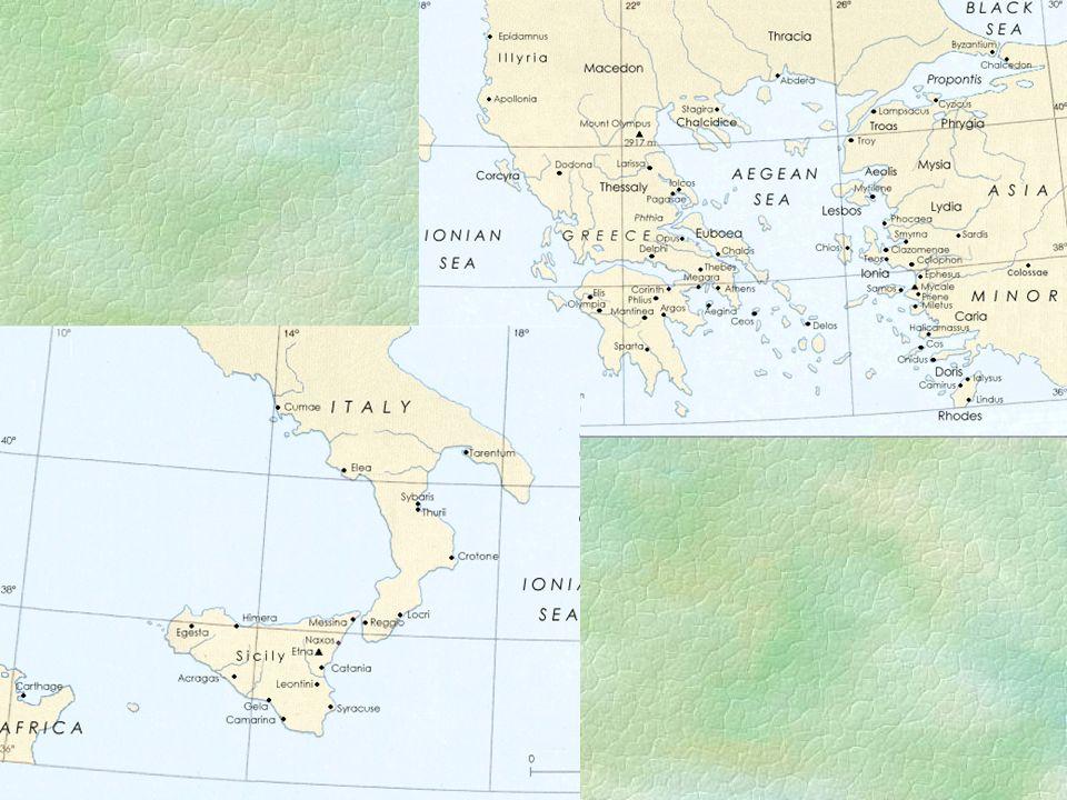 A görög, a föníciai és az etruszk kultúra elterjedése