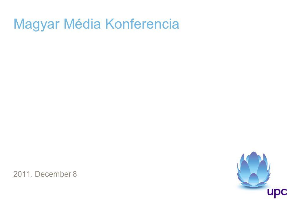 Magyar Média Konferencia 2011. December 8