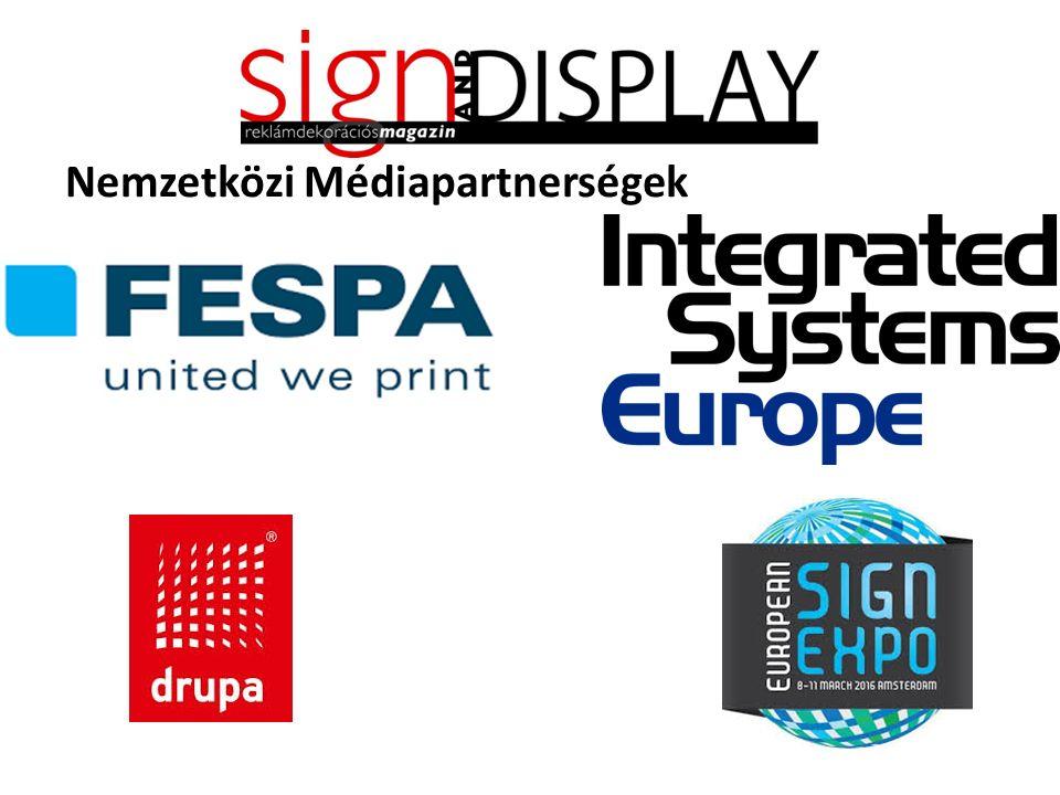 Nemzetközi Médiapartnerségek