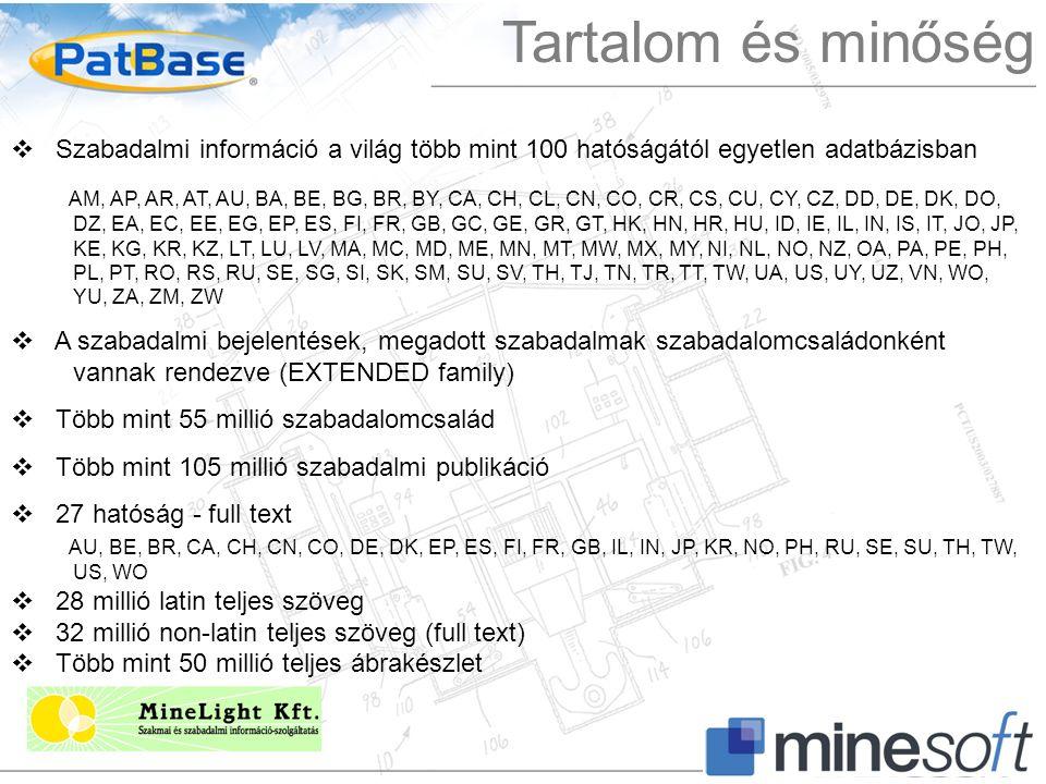 Patent Tracker www.minesoft.com http://www.eptracker.com/ http://minesoft.com/wp-content/uploads/2015/05/PatentTracker.pdf Patent Tracker