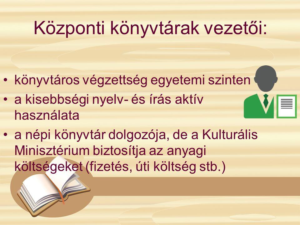 Prosvjeta Szerb Művelődési Egyesület Horvátországi Szerbek Központi Könyvtára Állomány: 25000 kötet