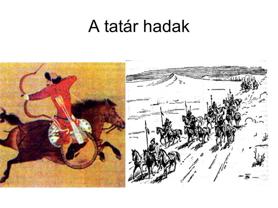 A tatár hadak