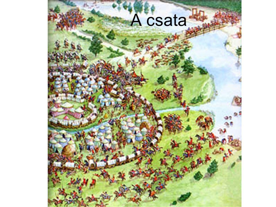 A tatárjárás következménye Béla menekülése (Trau vára = ma Trogir) A magyar vezérkar (nádor, érsek, ország- bíró) halála Óriási a tatár pusztítás (25-30%) » a magyar történelem új szakasza kezdődik