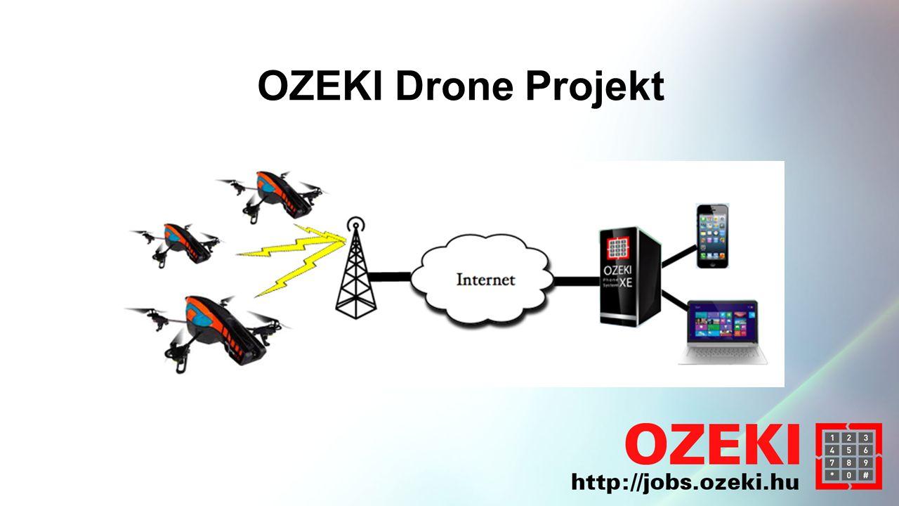 OZEKI Drone Projekt