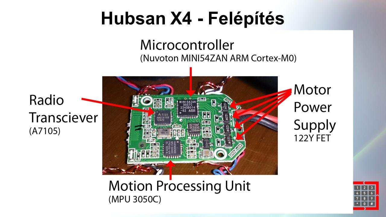 Parrot AR Drone Brushless motors