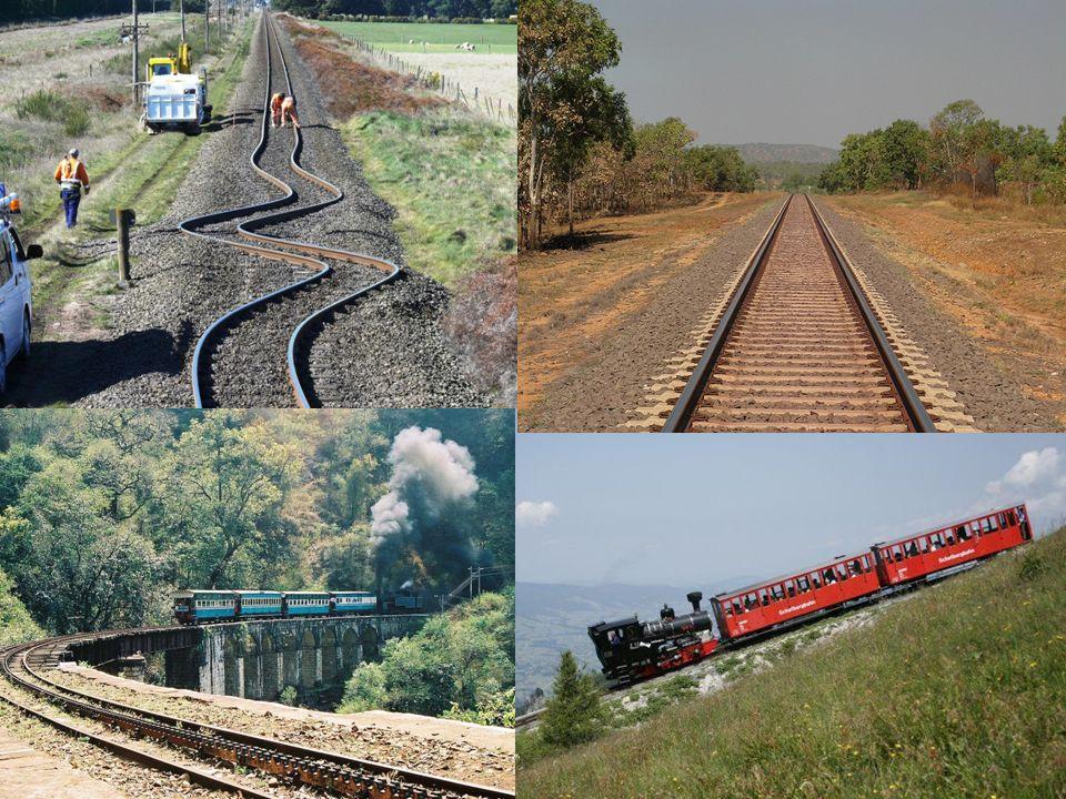 Vasúti pályák – nyomzás, vonalvezetés, nyomjelzés Állomások elhelyezése a pályán Elvben: üzemi igény számítások alapján Valóságban: sűrűn lakott vidéken a települések elhelyezkedése, azok infrastruktúrája, adott terület forgalmi igénye együttesen határozza meg Lehetőleg vízszintes, de 1,8 ezreléknél mindenképp kisebb esésű Nagyobb telepóléstől 500m, kisebbtől 100m távolság (nem közvetlen közel!) Fontos az állomás közúti bekötése.