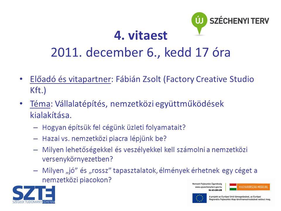 4. vitaest 2011.