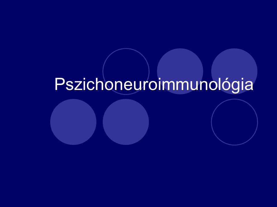 Pszichoneuroimmunológia