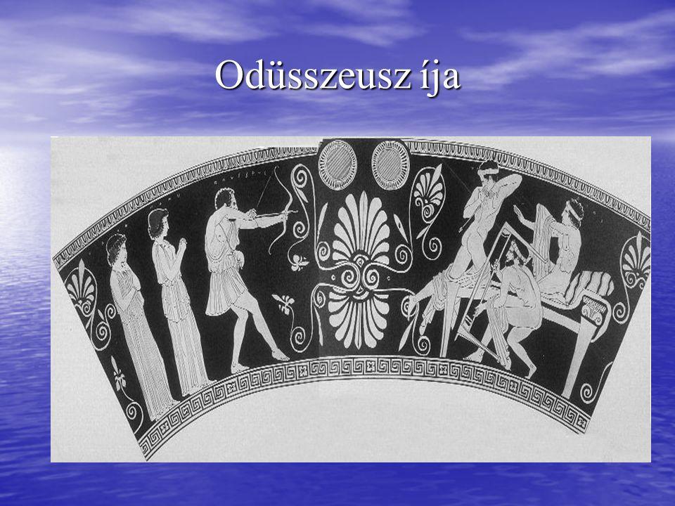 Odüsszeusz íja