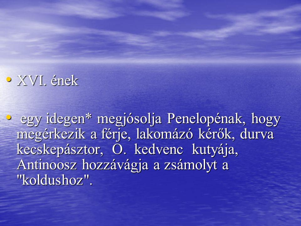 XVI.ének XVI.