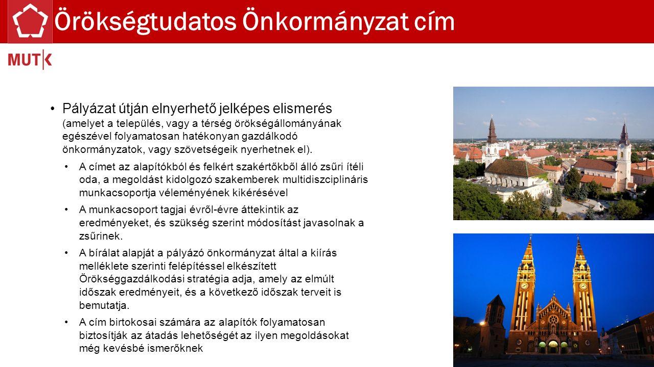 Mintacím szerkesztéseTörténelmi Városok és Települések Hálózata A történelmi értékekkel, hagyományokkal rendelkező városok, községek együttműködő hálózata.