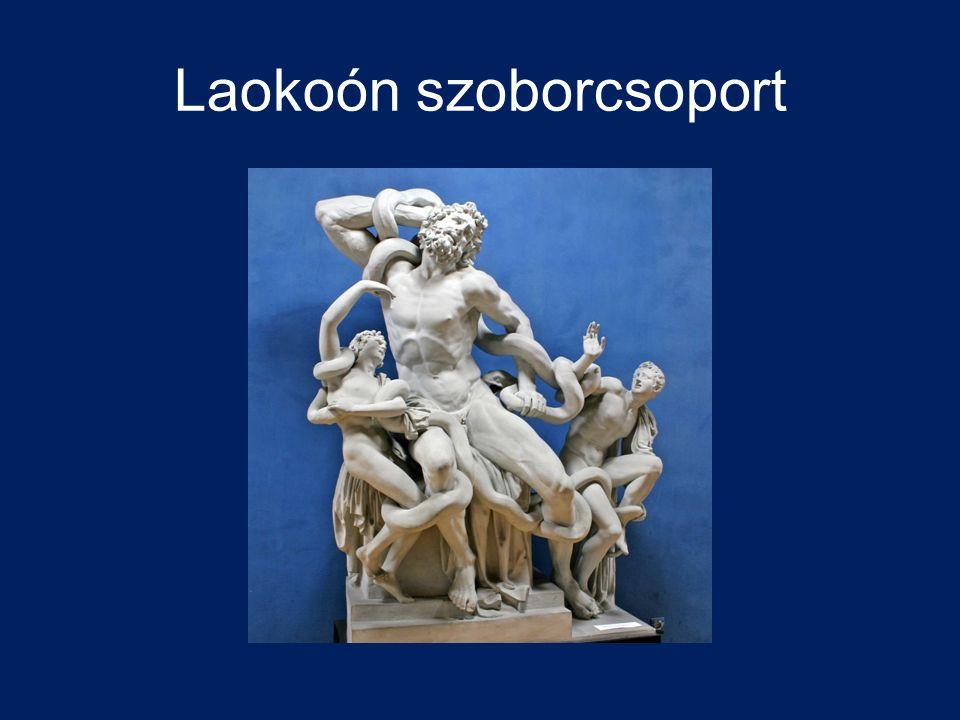 Laokoón szoborcsoport