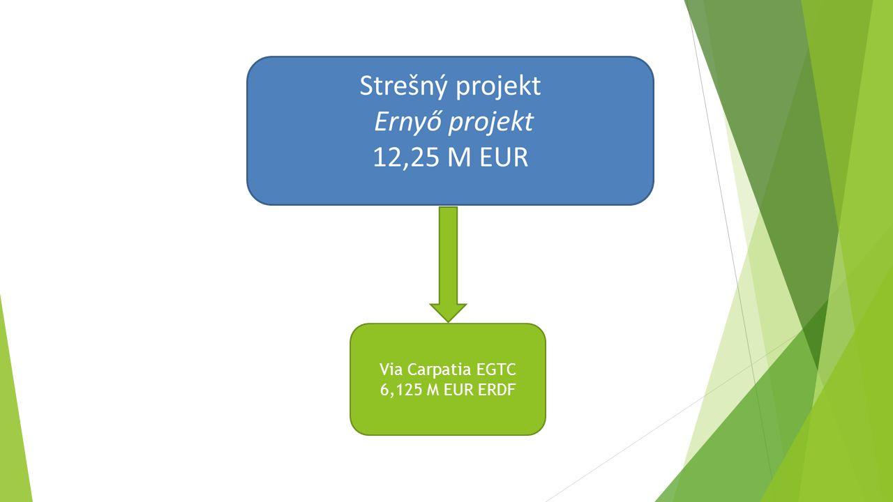 Via Carpatia EGTC 6,125 M EUR ERDF