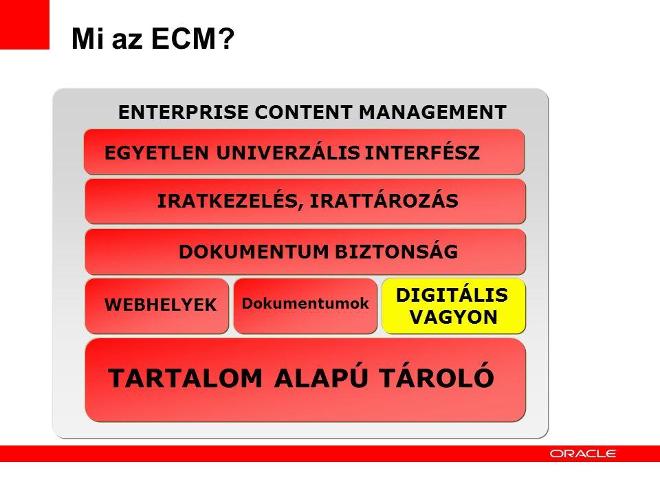 10 Mi az ECM.