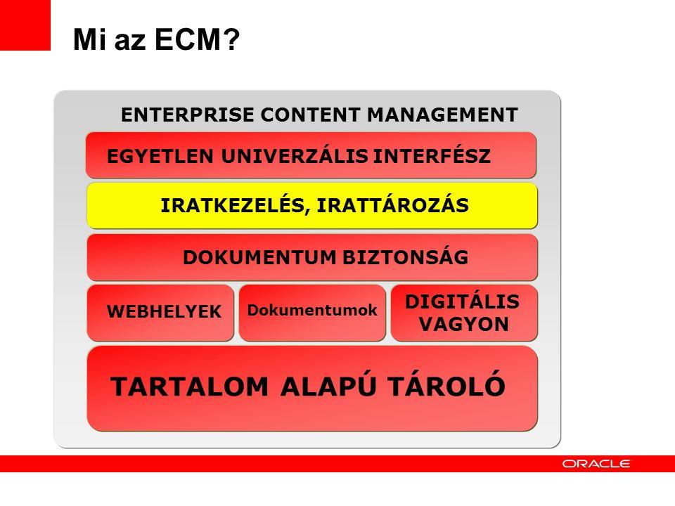 15 Mi az ECM.