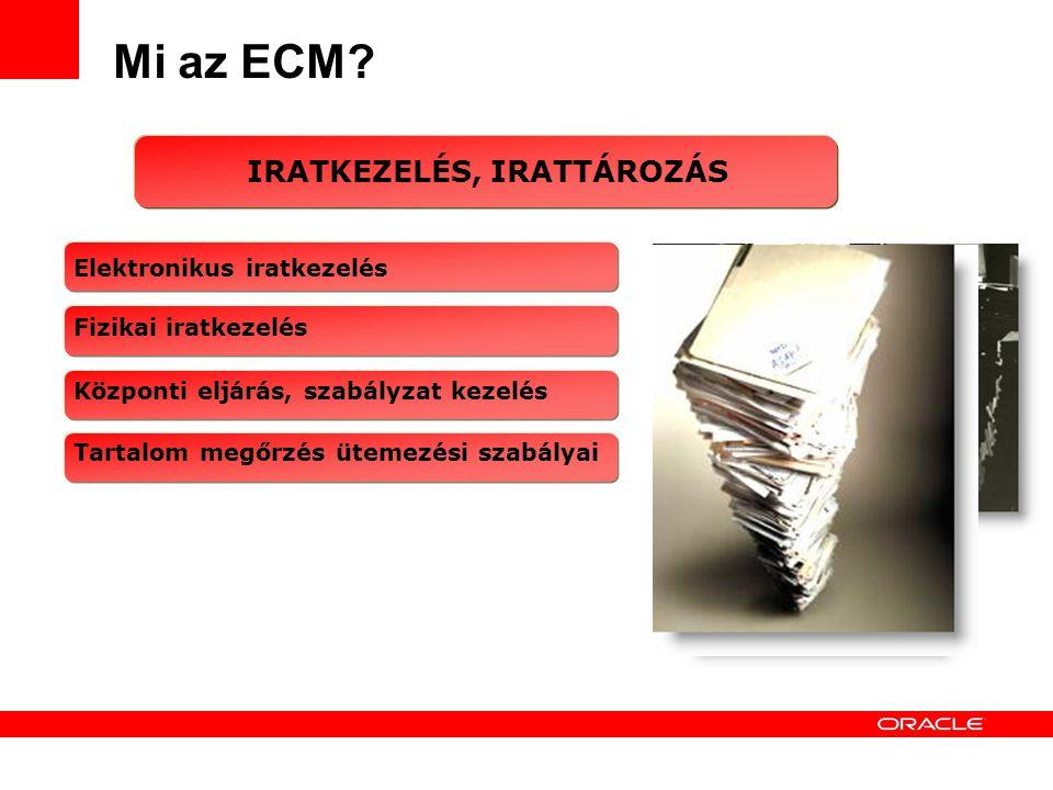 16 Mi az ECM.