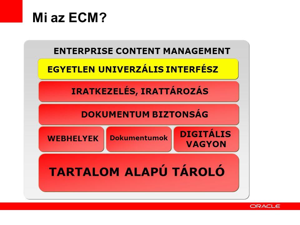 17 Mi az ECM.