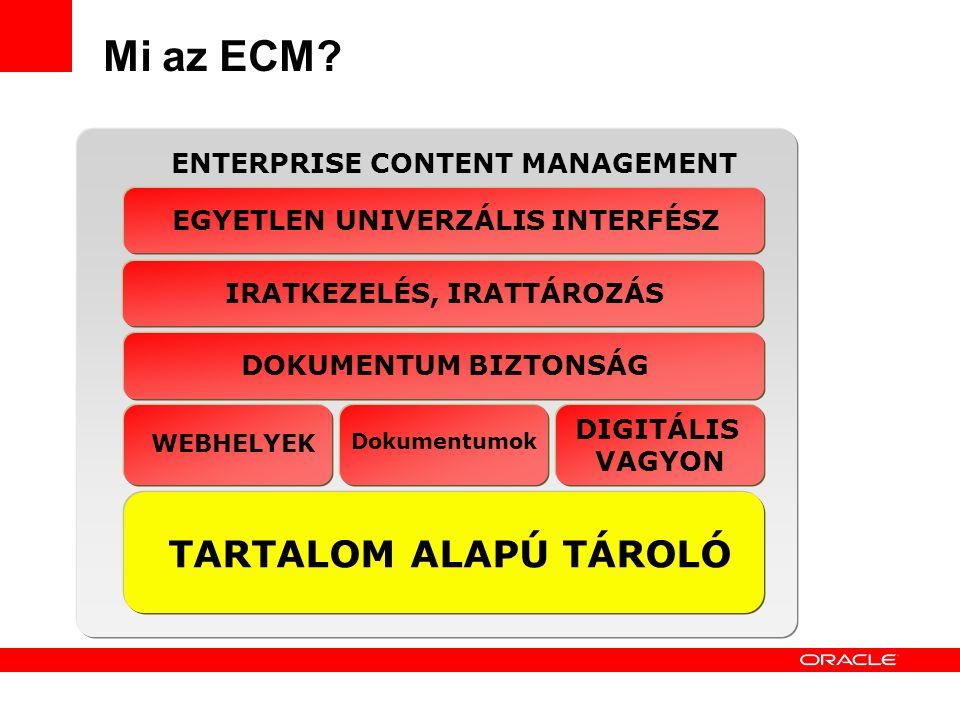 4 Mi az ECM.