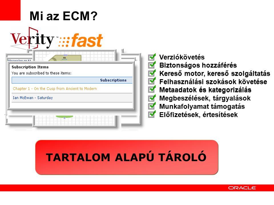 5 Mi az ECM.