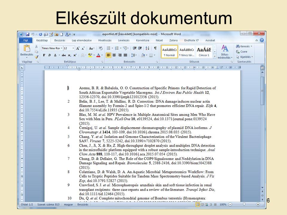 Elkészült dokumentum 26