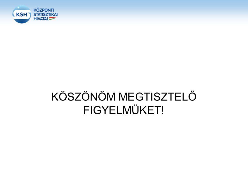 KÖSZÖNÖM MEGTISZTELŐ FIGYELMÜKET!