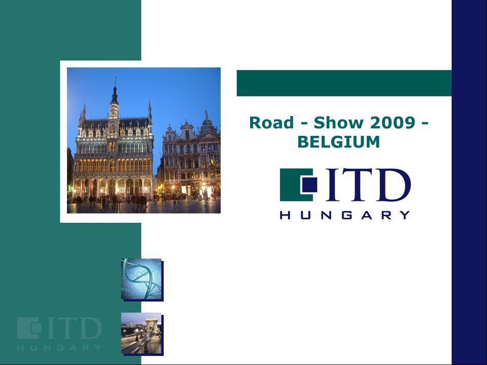 Road - Show 2009 - BELGIUM