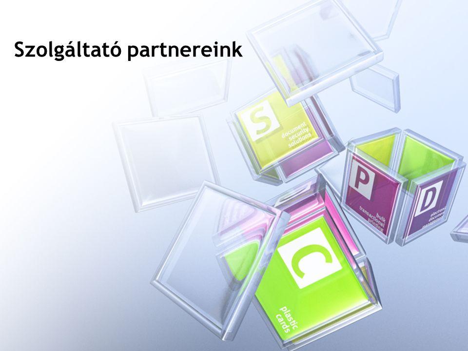 Szolgáltató partnereink