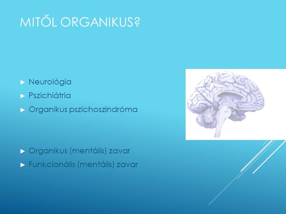 DEMENCIA - TERÁPIA ► Oki - tüneti ► Nootropikumok ► Neuroprotekció ► AChEI (rivastigmine, donepezil, galantamin) ► Glutamát antagonista (memantine) ► BPSD (anxiolitikumok, antidepresszívumok, antipszichotikumok stb.) ► Nem gyógyszeres intervenciók (pszicho-szocioterápia)
